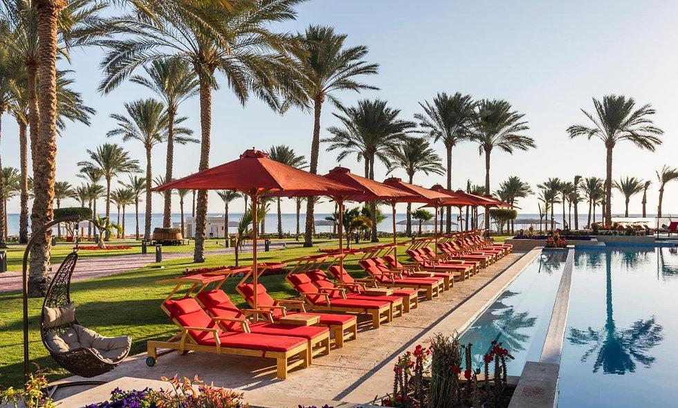 18 რეიტინგული სასტუმრო შარმ ელ შეიხში, ეგვიპტე