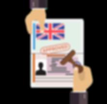 დიდი ბრიტანეთის ვიზა
