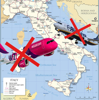 იტალიამ საზღვრები ჩაკეტა