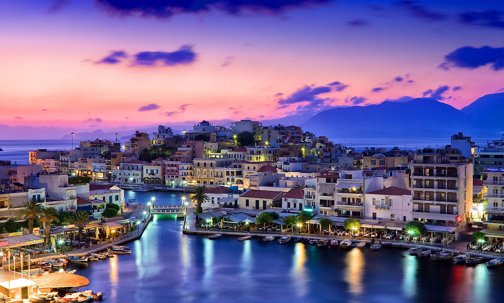 კრეტა, საბერძნეთი 7 დღიანი ტური