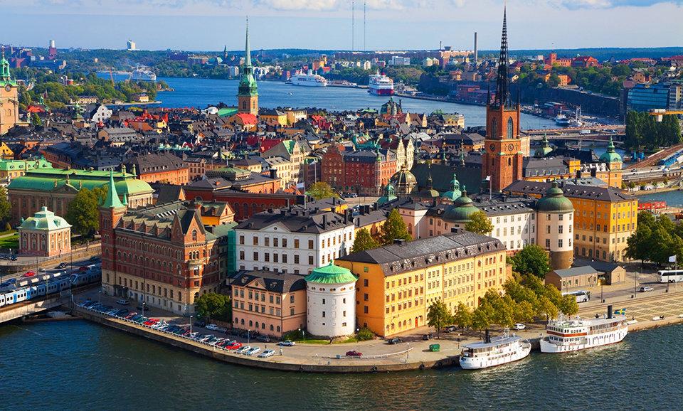 სტოკჰოლმი, შვედეთი - 7 დღიანი ტური