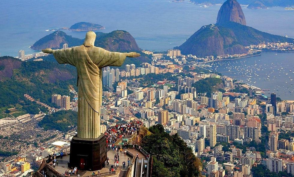 რიო დე ჟანეიროს 10  დღე, ბრაზილია