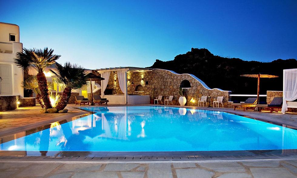 7 დღე კუნძულ მიკონოსზე, საბერძნეთი