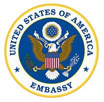 აშშ-ს საელჩოს სიმბოლო
