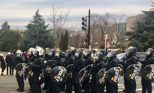 Riot Police as we left 3 50pm.jpeg