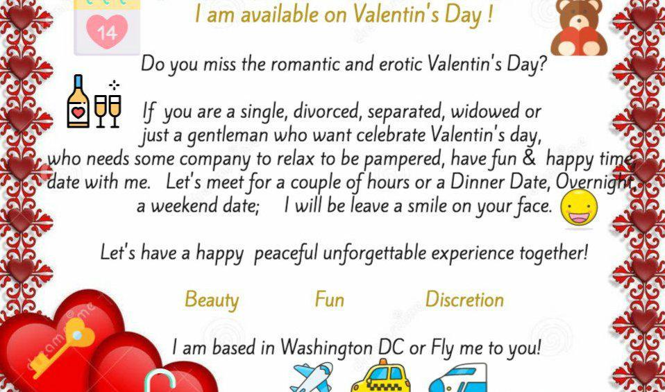 Valentine's Day  DC