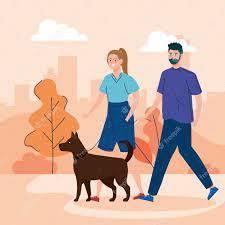 Passear Com O Cachorro Ajuda A Manter Os Donos Saudáveis