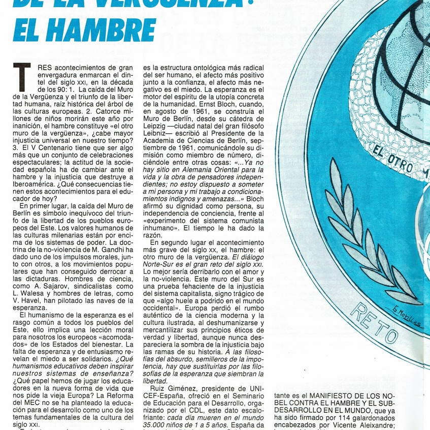 Artículo José María Callejas. CDL.1