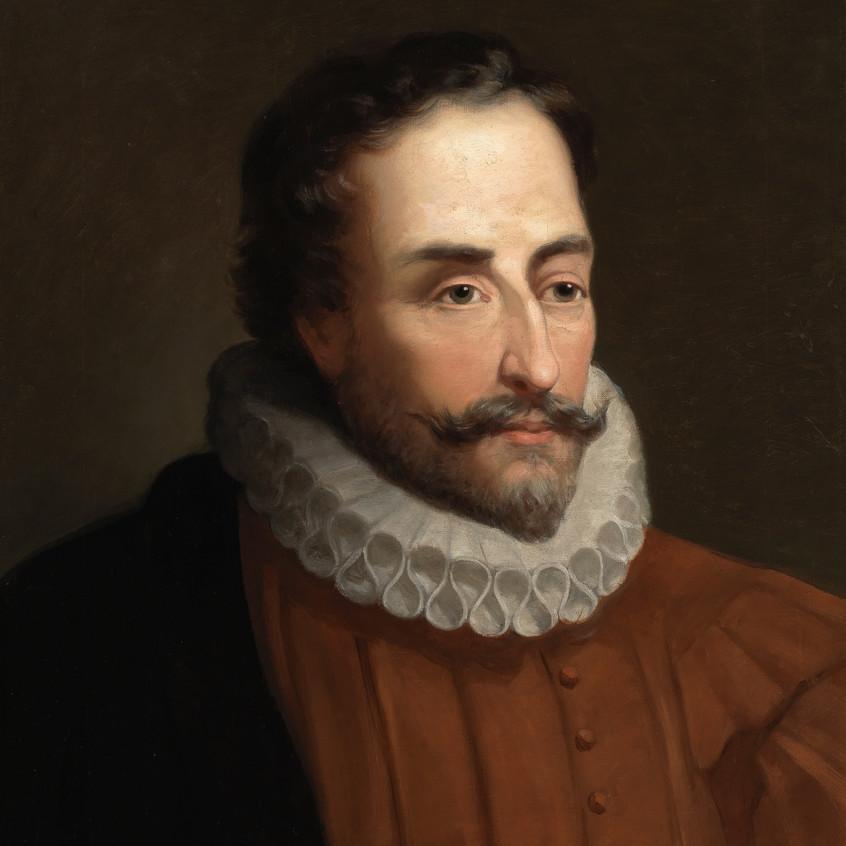 Miguel de Cervantes. Balaca, Eduardo