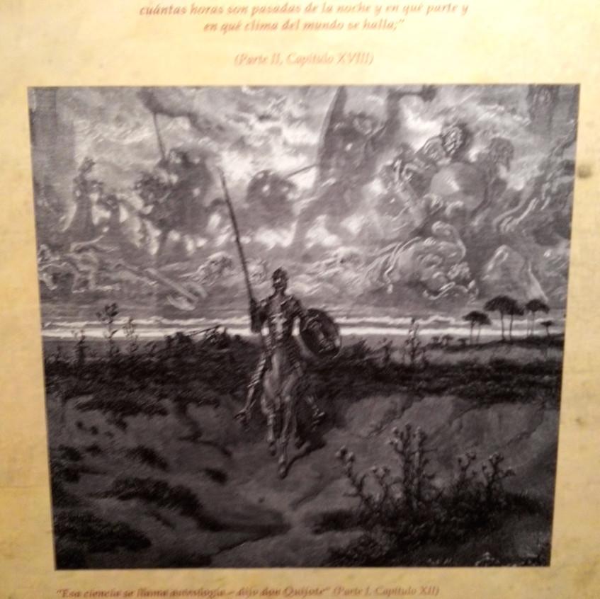 Cervantes. Ciencia en el Quijote 3
