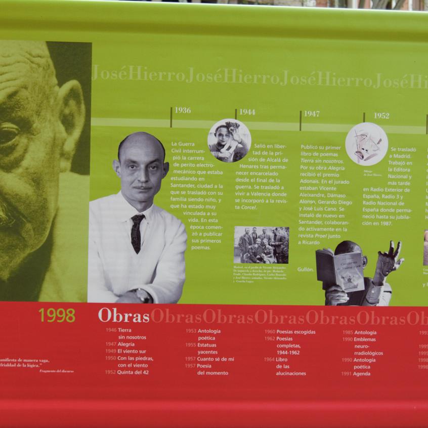 V. José Hierro 1998