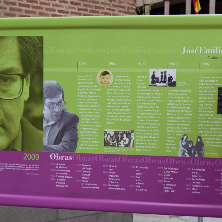 Z.7 José Emilio Pacheco 2009