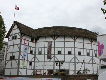 Visita al teatro The Globe de Shakespeare en Londres.
