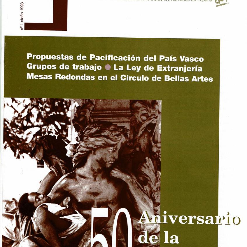 50 ANIVERSARIO 1998 APDH