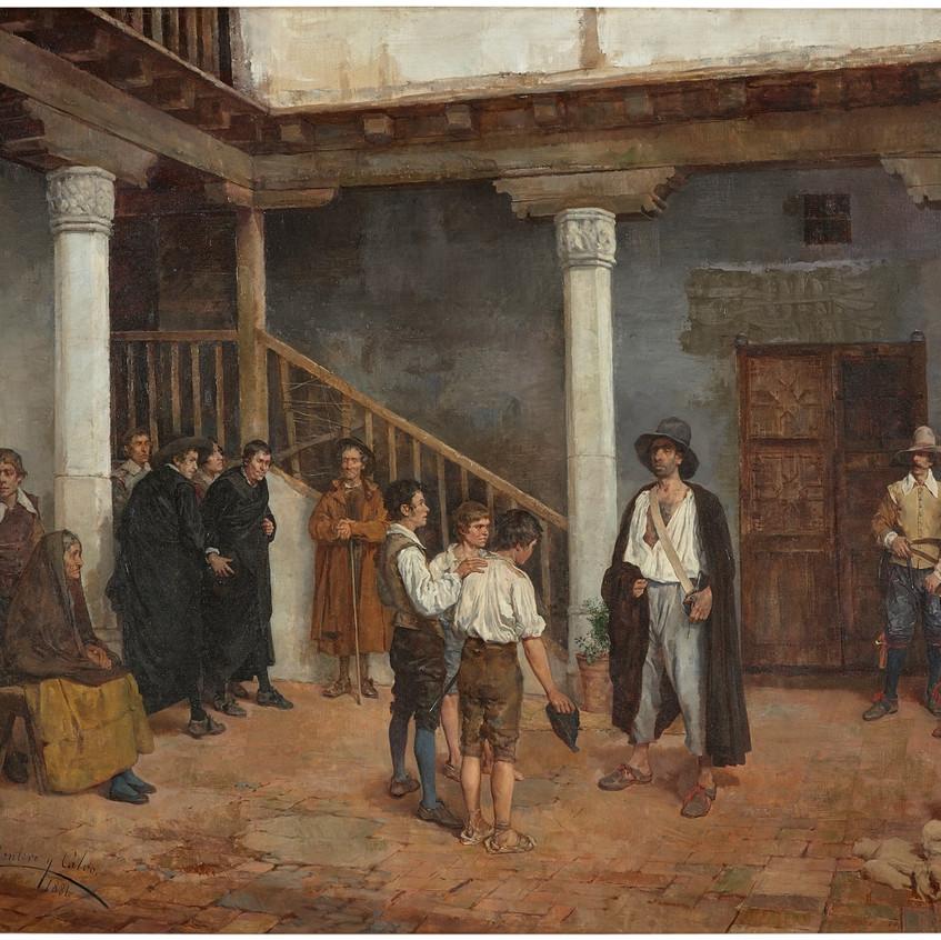 Rinconete y Cortadillo Montero-Calvo
