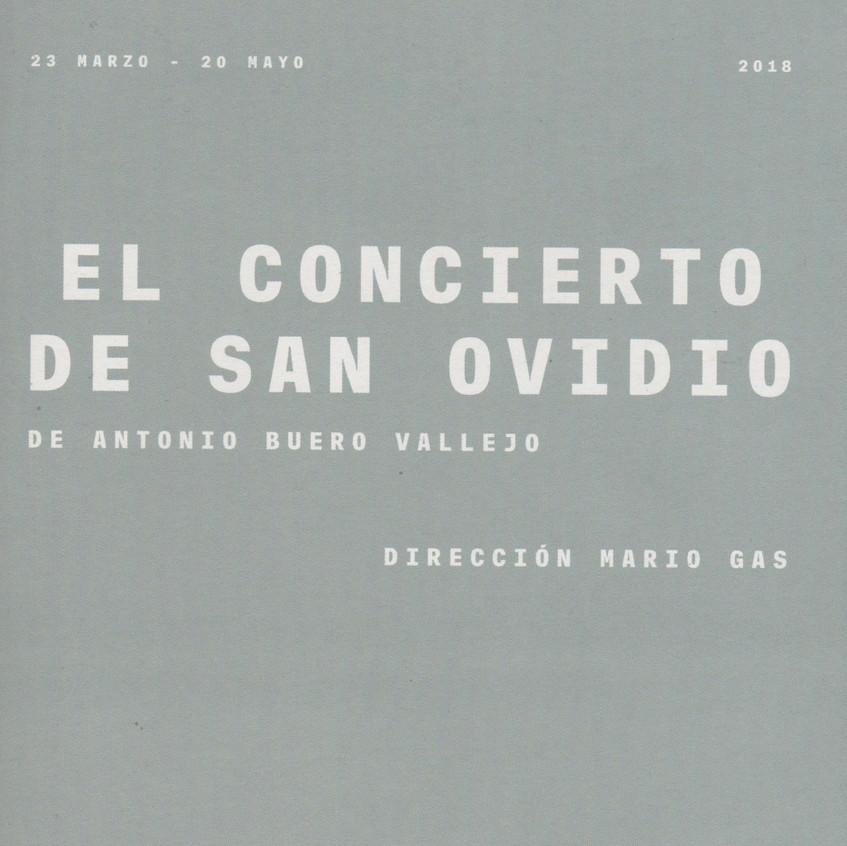 El concierto de San Ovidio. (1)