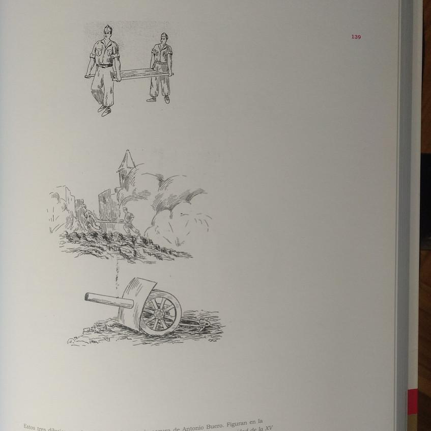 Dibujos Antonio Buero Vallejo