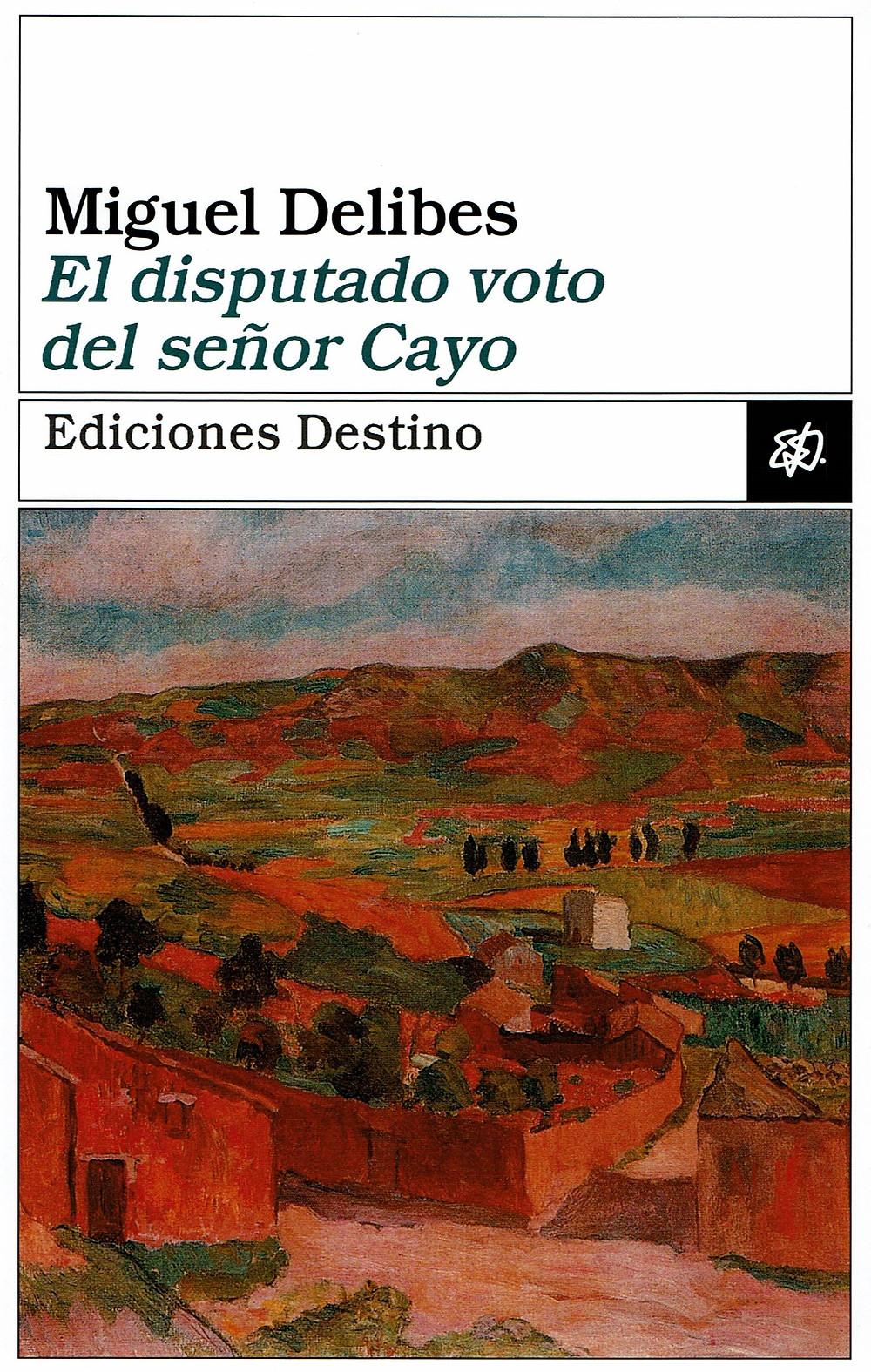 El disputado voto del señor Cayo. Miguel Delibes. Pincha para ver la película adaptada YouTube