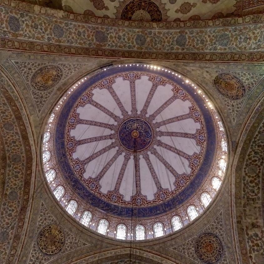 Mezquita Azul. Estambul 2018. 3