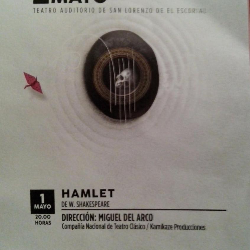 Cartel de Hamlet, Shakespeare