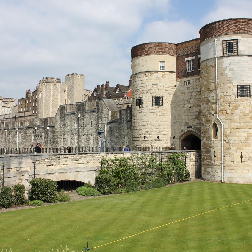 Castillo de los Reyes de Inglaterra.