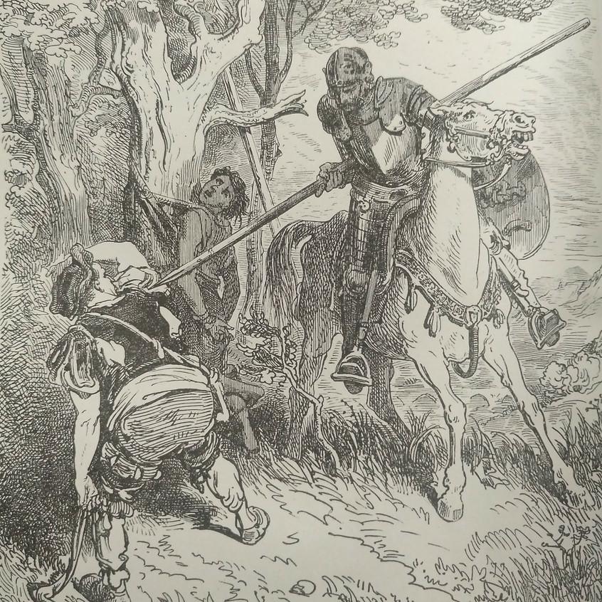 Quijote I, 3