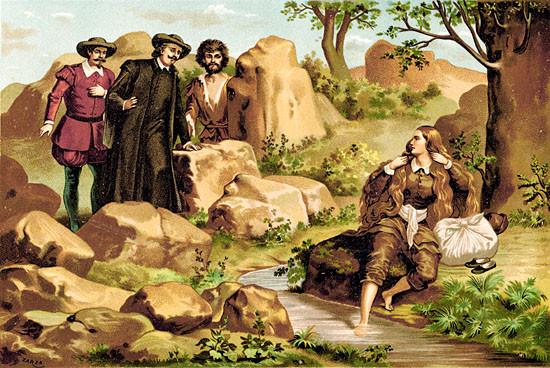 """Ilustraciones de """"El Quijote"""" de González Rojas. Instituto Cervantes."""