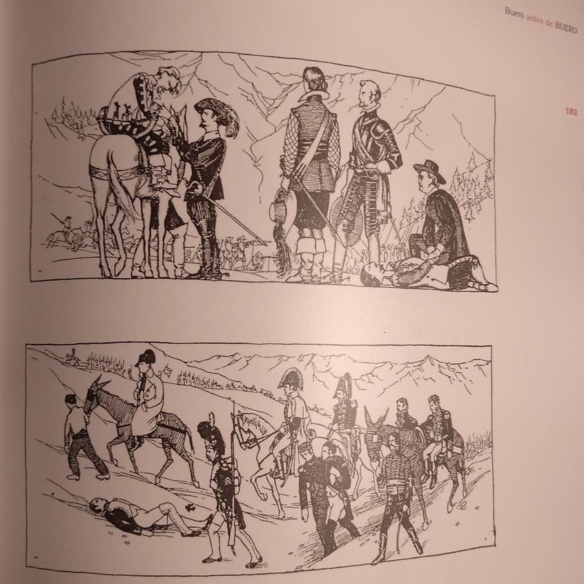Dibujos de Buero antes de Buero.