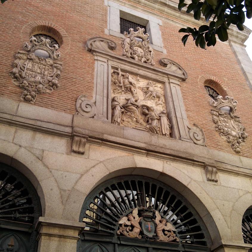 Convento de la Trinitarias en Madrid