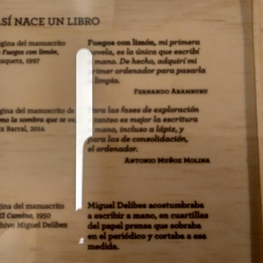 13 Así nace un libro, por ejemplo.