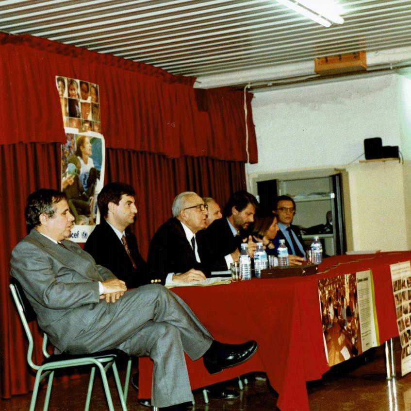 Apertura de curso 1994-95. Rozas 1