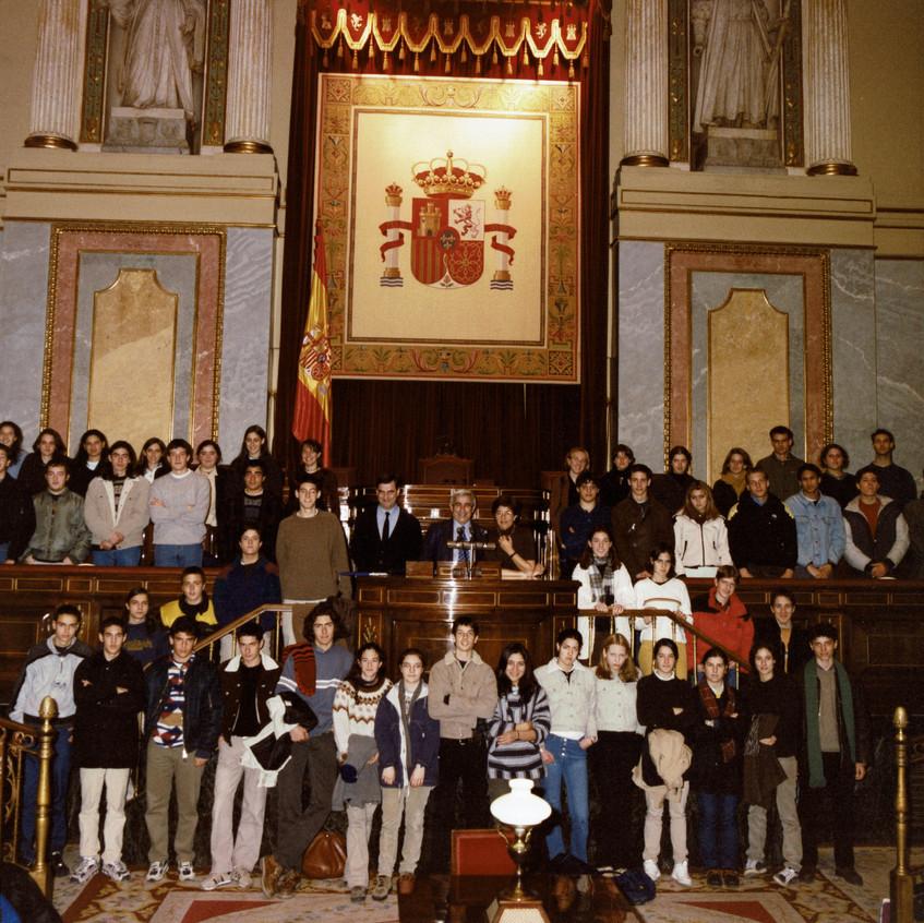Congreso Gabriel Cisneros y Manuela.