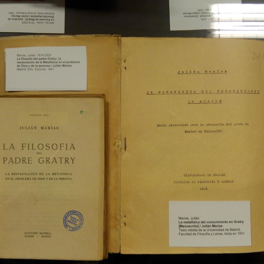 La filosofía del Padre Gratry-1942