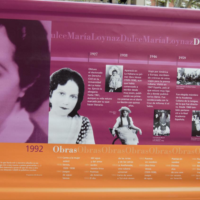 P. Dulce María Loynaz 1992