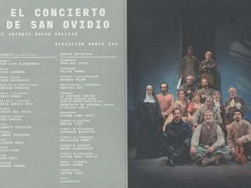 <EL CONCIERTO DE SAN OVIDIO>. ANTONIO BUERO VALLEJO. Teatro María Guerrero. Centro Dramático N
