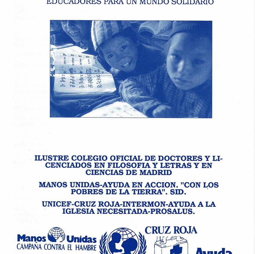 Educación para el Desarrollo. CDL. 1