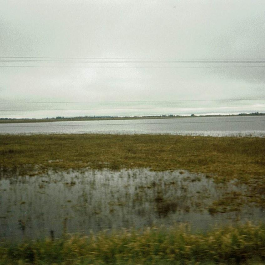 Inundación en la Pampa argentina. 3