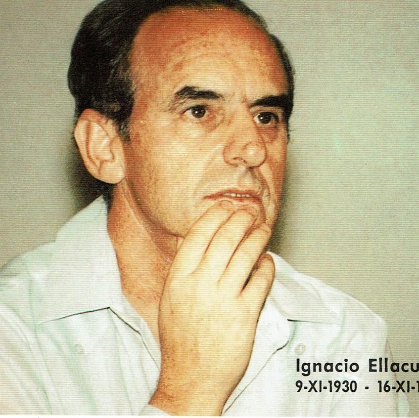 Ignacio Ellacuría. SJ. Profesor UCA.