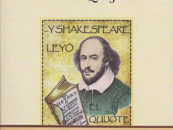 <...Y SHAKESPEARE LEYÓ EL QUIJOTE>, imaginativa novela de ficción histórica de José Enrique Gi