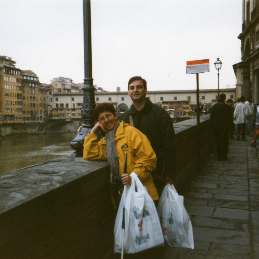 Florencia 1998 Viaje del Rozas 1.