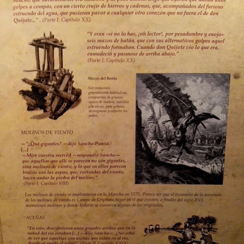 Cervantes. Ciencia en el Quijote 6