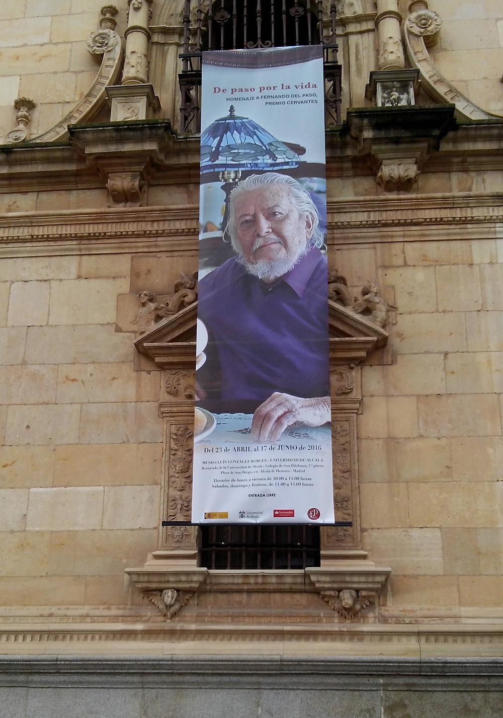 Fernando del Paso: Premio Cervantes 2016.