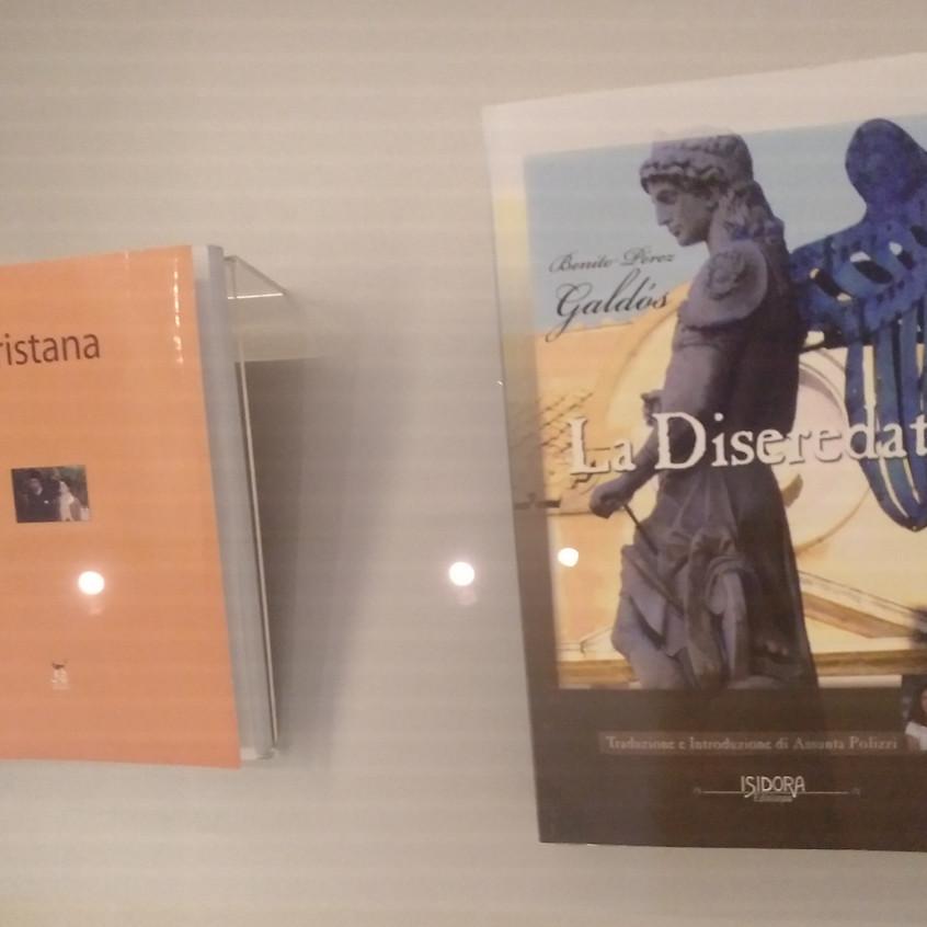 Edición de Tristana de Galdós. BNE.