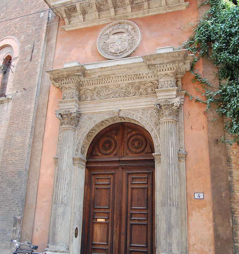Real Colegio de España en Bolonia.