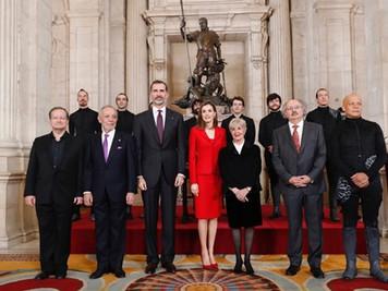 Clausura del IV centenario de la muerte de Miguel de Cervantes.