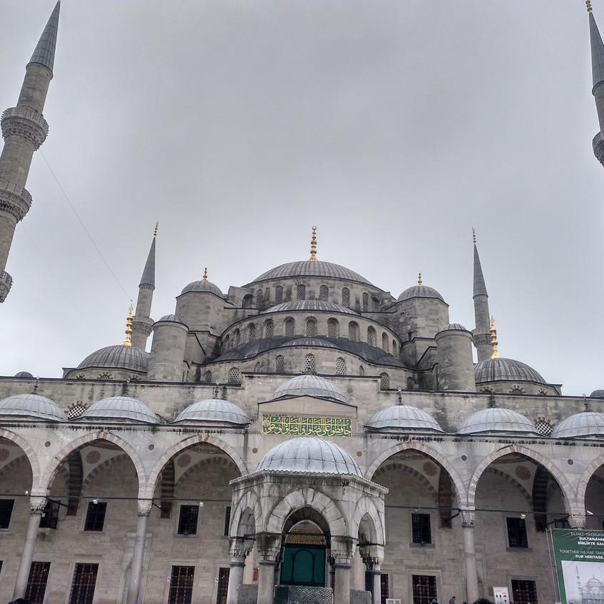 Mezquita Azul Estambul 2018. 1