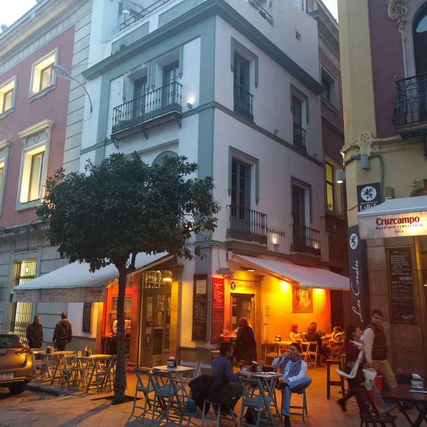 La Sevilla actual 2016.