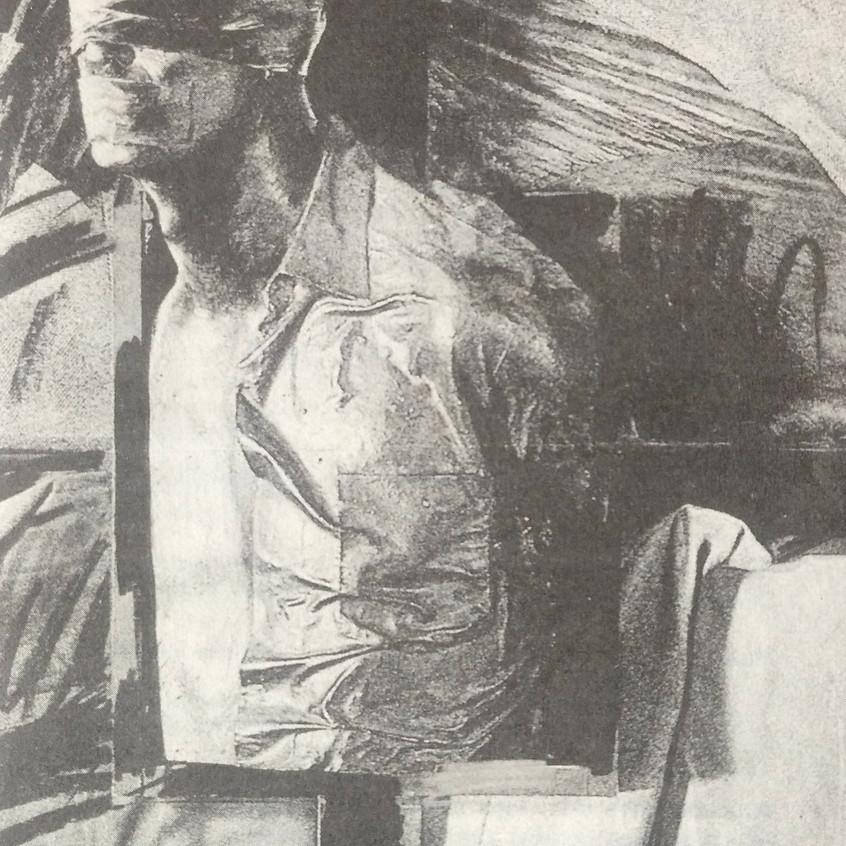 Programa de 1986. Teatro Español.