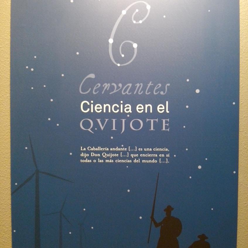 Cervantes. 2016. Ciencia en el Quijote 1