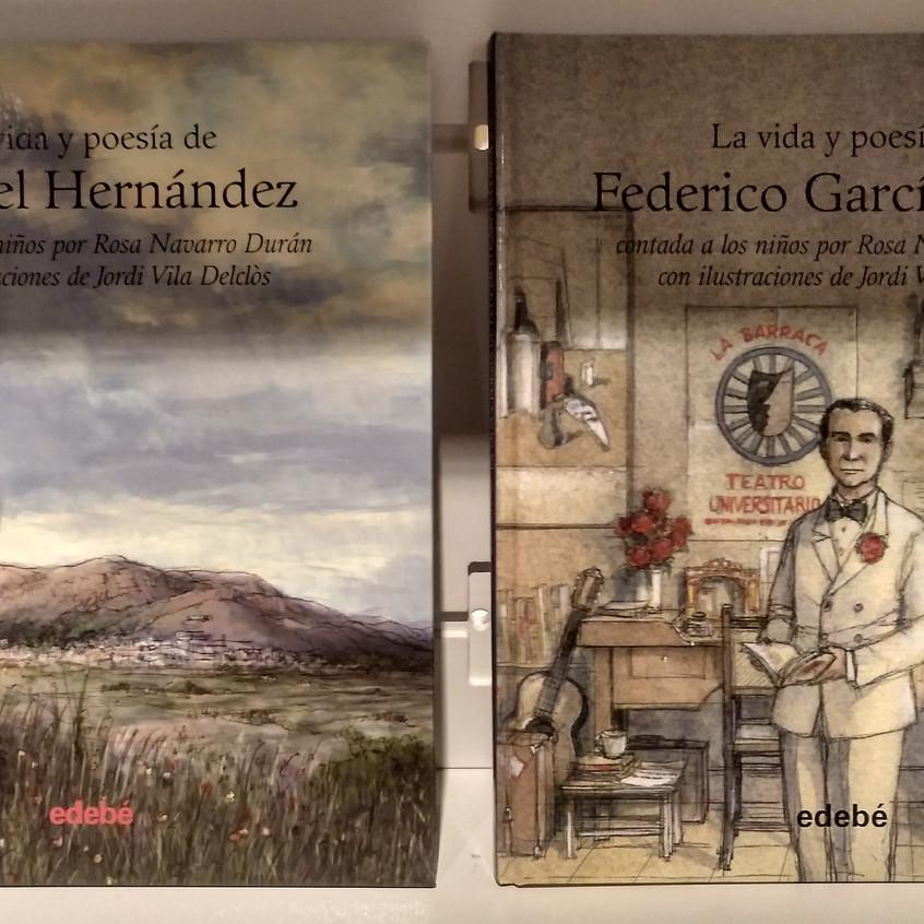 Miguel Hernández y F. García Lorca.